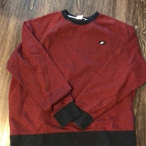 Other - Maroon Nike sweater